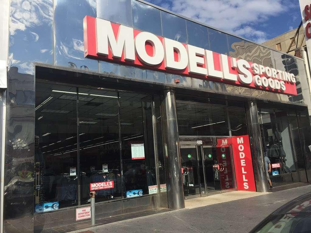Modell's Sporting Goods, 2839 John F. Kennedy Blvd, Jersey City ...