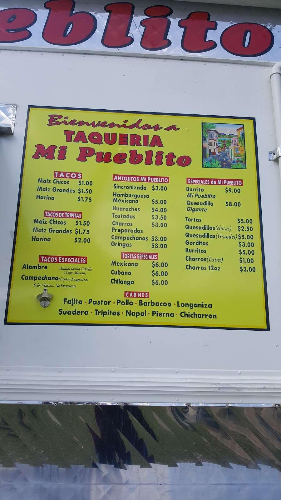 Mi PUEBLITO - restaurant    Photo 8 of 10   Address: 1202 Allen Genoa Rd, Houston, TX 77017, USA   Phone: (713) 815-1158