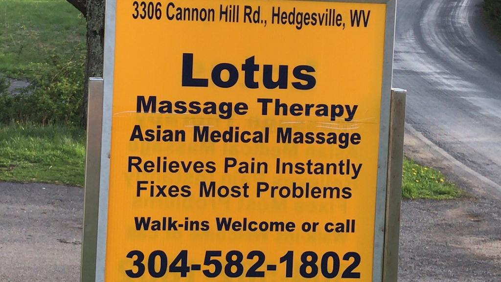 Lotus Massage Therapy - spa  | Photo 3 of 10 | Address: 3306 Co Rte 9/9, Hedgesville, WV 25427, USA | Phone: (304) 582-1802