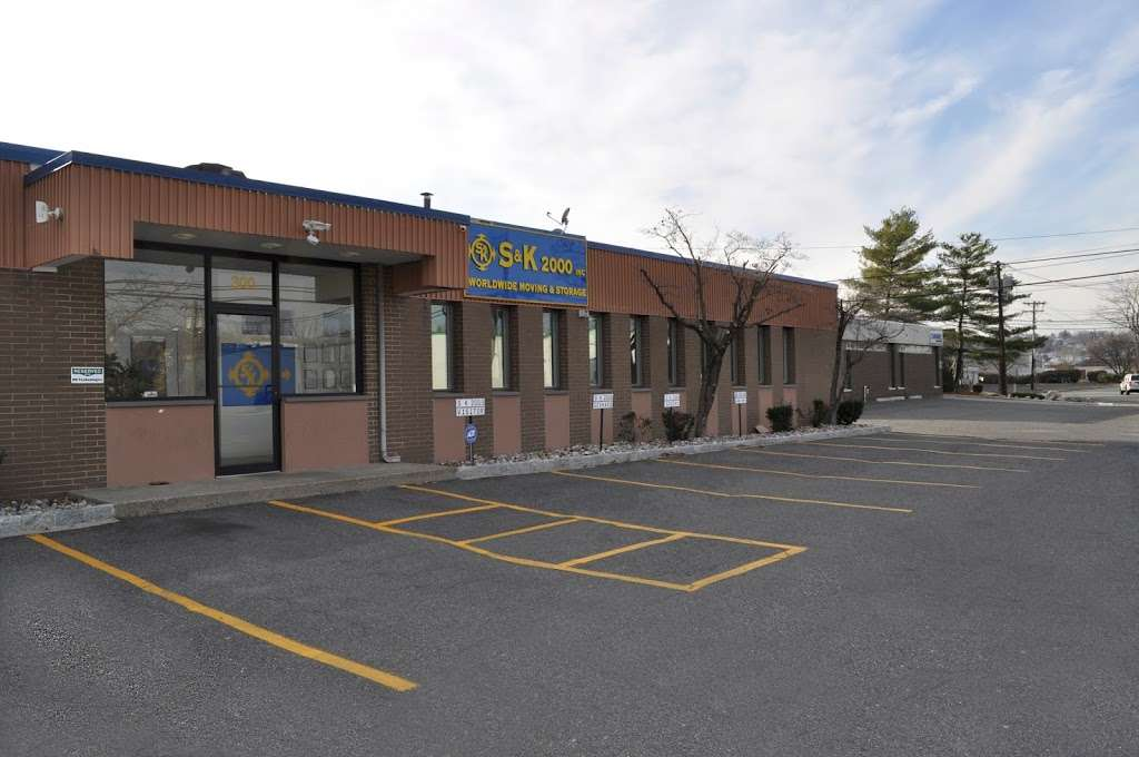 S & K 2000 Inc - moving company    Photo 3 of 4   Address: 300 W Commercial Ave, Moonachie, NJ 07074, USA   Phone: (201) 623-0700