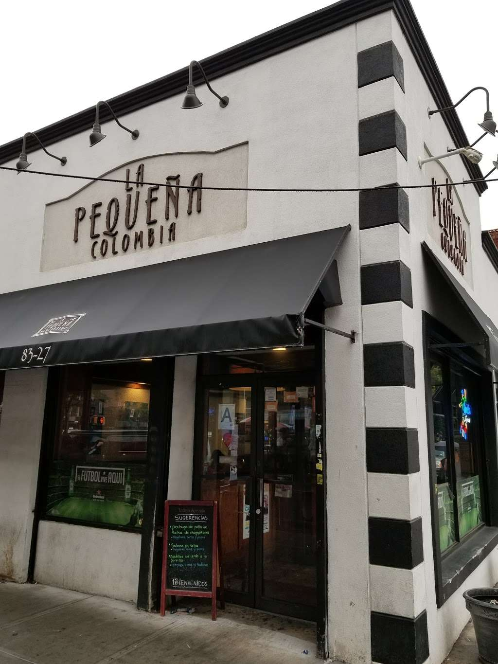 La Pequeña Colombia - restaurant  | Photo 4 of 10 | Address: 83-27 Roosevelt Ave, Jackson Heights, NY 11372, USA | Phone: (718) 478-8700