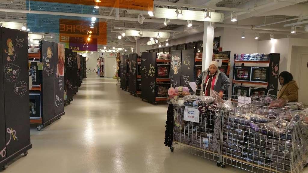 Lion Brand Yarn Outlet - store  | Photo 5 of 10 | Address: 140 Kero Rd, Carlstadt, NJ 07072, USA | Phone: (201) 939-0611