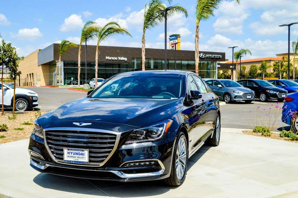 Hyundai Of Moreno Valley - car dealer  | Photo 9 of 10 | Address: 27500 Eucalyptus Ave, Moreno Valley, CA 92555, USA | Phone: (951) 383-3071
