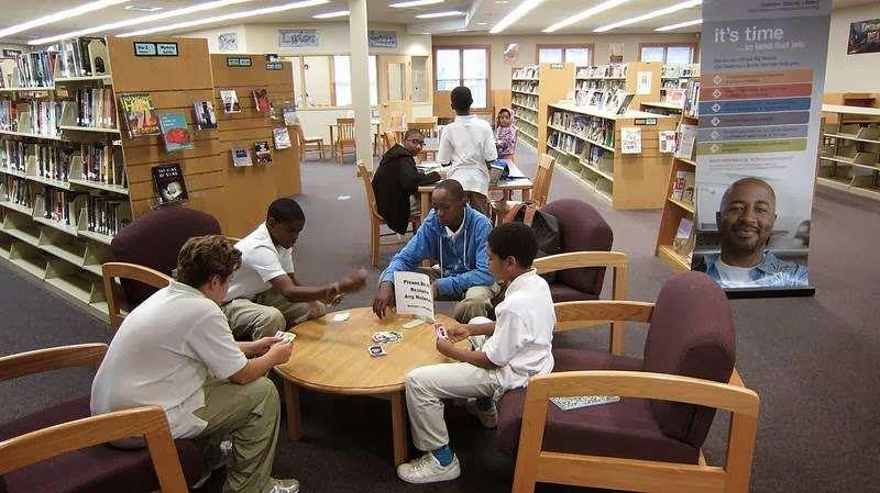 Riletta L. Cream Ferry Avenue Branch, Camden County Library Syst - library  | Photo 8 of 10 | Address: 852 Ferry Ave, Camden, NJ 08104, USA | Phone: (856) 342-9789