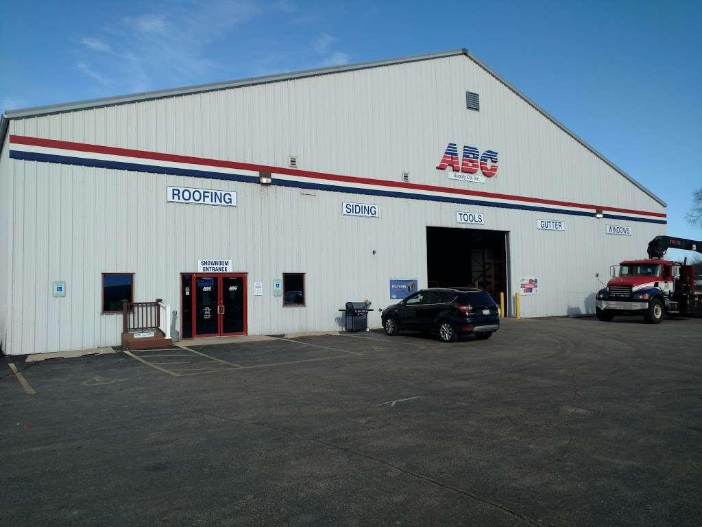 Abc Supply Co Inc 681 S Kane St Burlington Wi 53105 Usa