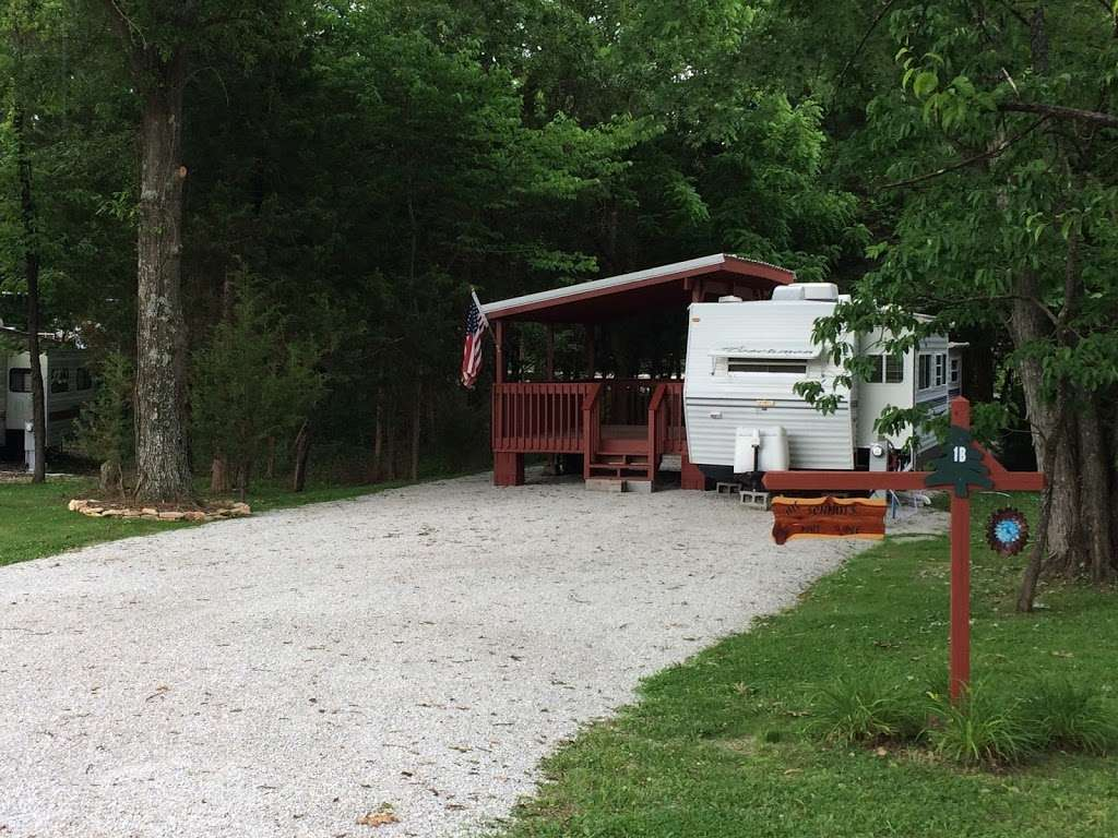 Shady Grove RV Park & Campground - campground  | Photo 4 of 9 | Address: 1006 SE 200 Rd, Clinton, MO 64735, USA | Phone: (660) 477-3416
