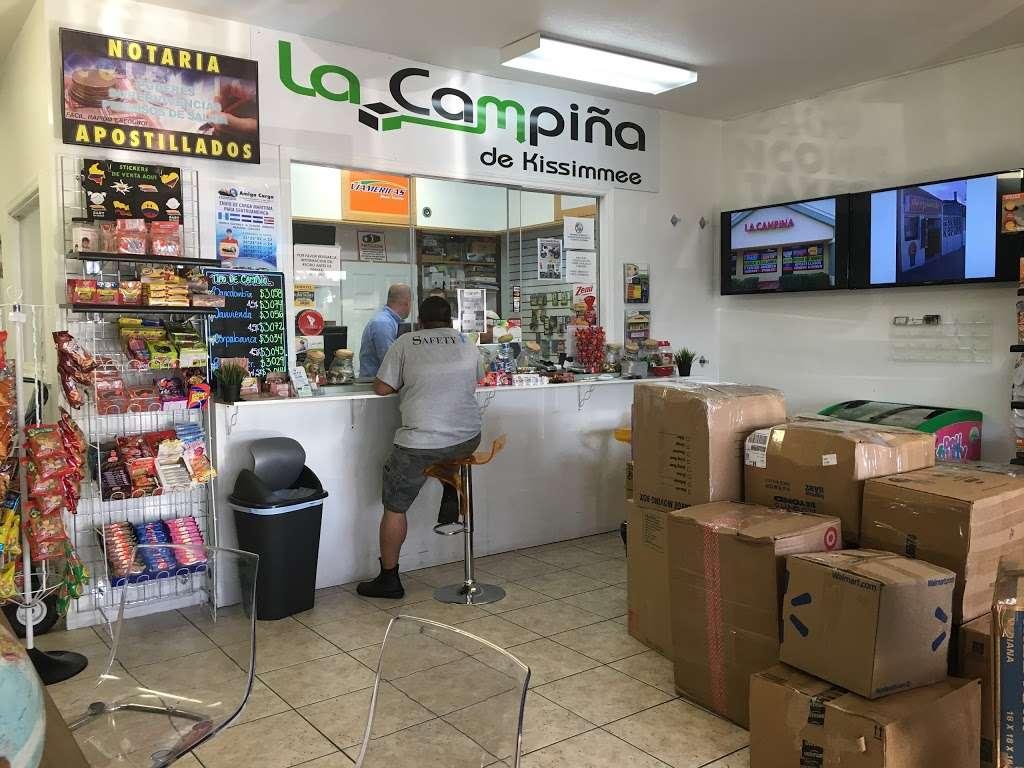 Campina Envios - La Campina de Kissimmee - travel agency  | Photo 1 of 10 | Address: 2469 Michigan Ave, Kissimmee, FL 34744, USA | Phone: (407) 847-9300