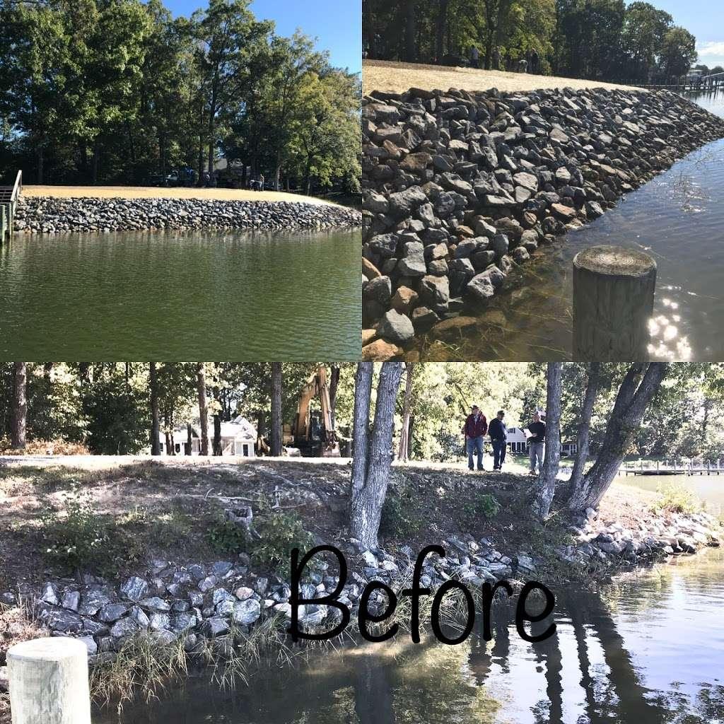 Glenn Lester Co - cemetery  | Photo 2 of 10 | Address: 4763 Jessie Dupont Memorial Hwy, Heathsville, VA 22473, USA | Phone: (804) 580-2020