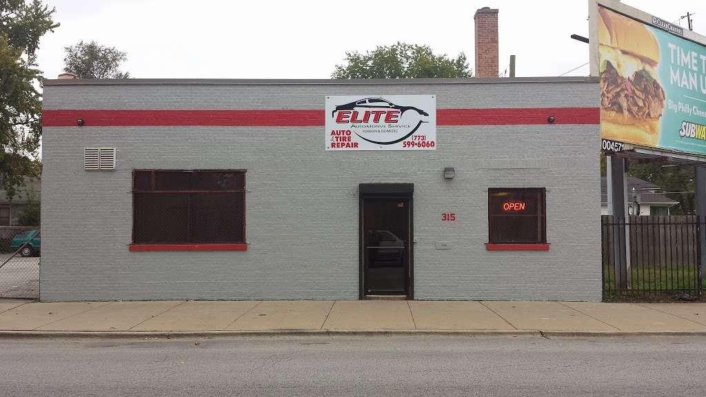 Elite Automotive Service - car repair  | Photo 1 of 10 | Address: 315 W 119th St, Chicago, IL 60628, USA | Phone: (773) 563-0015