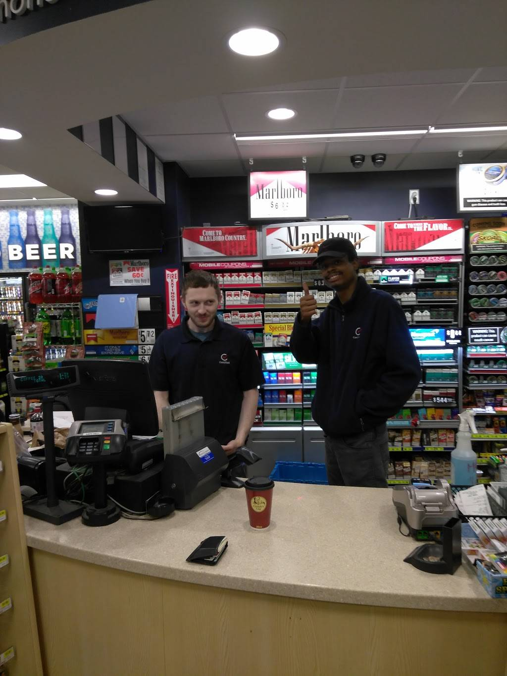Certified Oil - gas station  | Photo 3 of 9 | Address: 1093 Frank Rd, Columbus, OH 43223, USA | Phone: (614) 351-4476