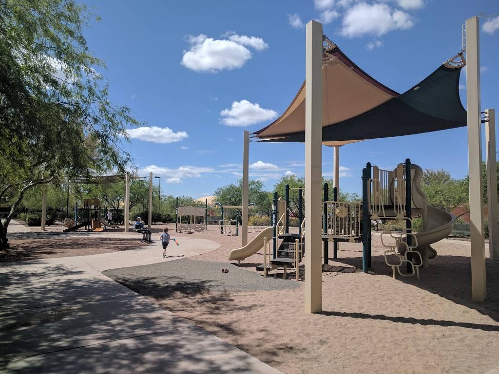 Hohokam Park - park  | Photo 2 of 9 | Address: 799 W Desert Fairway Dr, Oro Valley, AZ 85755, USA | Phone: (520) 354-2729