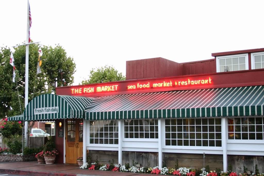 The Fish Market - Palo Alto - restaurant  | Photo 1 of 8 | Address: 3150 El Camino Real, Palo Alto, CA 94306, USA | Phone: (650) 493-9188