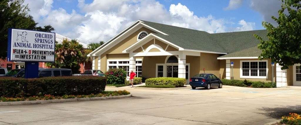 Orchid Springs Animal Hospital - veterinary care  | Photo 2 of 10 | Address: 615 Overlook Dr, Winter Haven, FL 33884, USA | Phone: (863) 777-5600