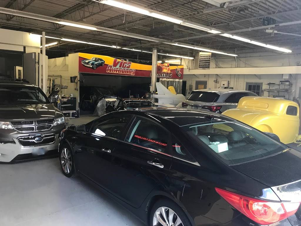 Vics & Jims Collision Center - car repair  | Photo 5 of 7 | Address: 6460 Zane Ave N, Brooklyn Park, MN 55429, USA | Phone: (763) 536-9928