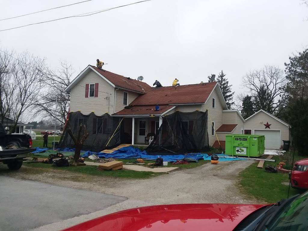 Buckeye Building & Home Improvement LLC - roofing contractor    Photo 9 of 10   Address: 1560 W. Laskey Rd. Front, Toledo, OH 43612, USA   Phone: (419) 514-3902