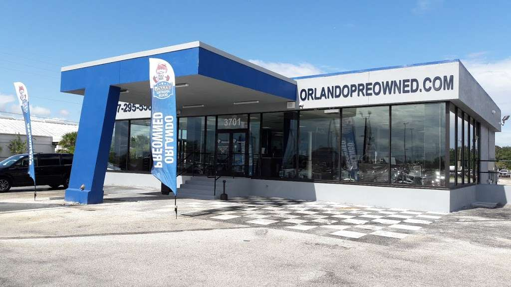 Orlando Preowned - car repair  | Photo 8 of 10 | Address: 3701 W Colonial Dr, Orlando, FL 32808, USA | Phone: (407) 295-5565
