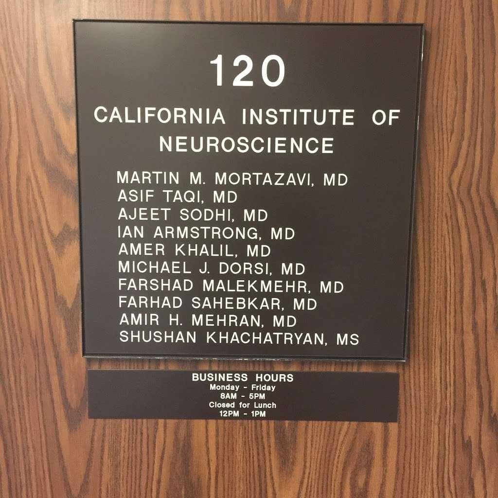 Martin Mortazavi, MD - doctor    Photo 6 of 8   Address: 2100 Lynn Rd #120, Thousand Oaks, CA 91360, USA   Phone: (805) 795-7656