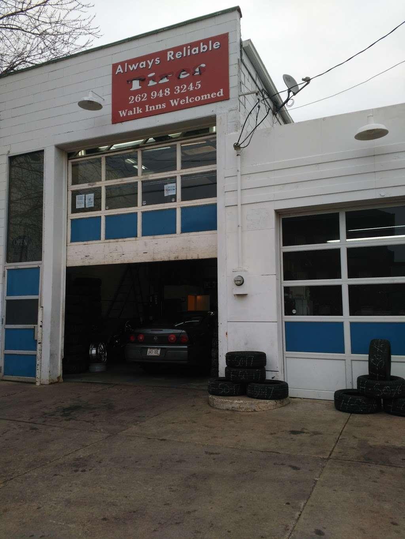 Always Reliable Tires - car repair  | Photo 3 of 8 | Address: 2120 52nd St, Kenosha, WI 53140, USA | Phone: (262) 948-3245