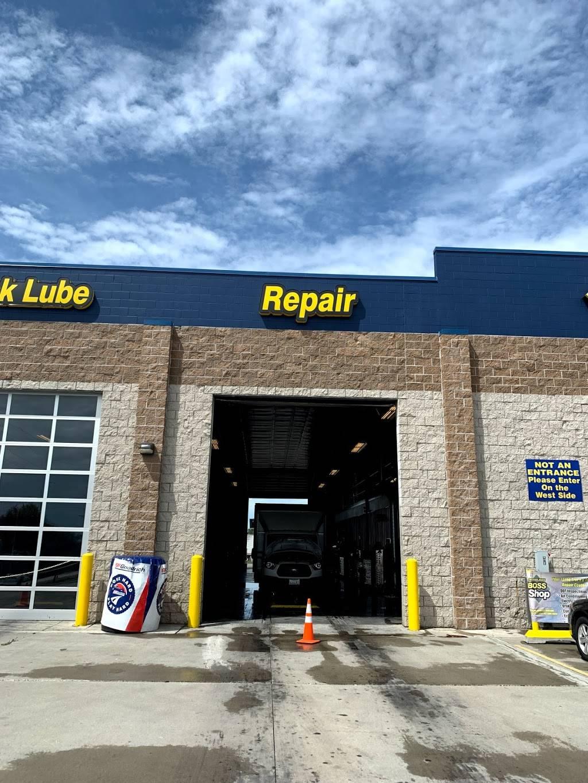 Boss Truck Shop - car repair    Photo 5 of 6   Address: 15004 S, NE-31, Gretna, NE 68028, USA   Phone: (402) 332-3648