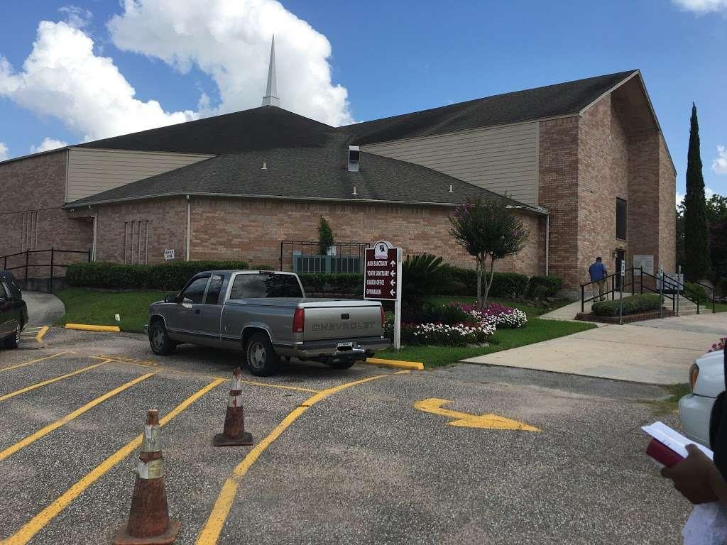 New Mt Calvary Baptist Church - church  | Photo 2 of 10 | Address: 4711 Kelley St, Houston, TX 77026, USA | Phone: (713) 635-1955