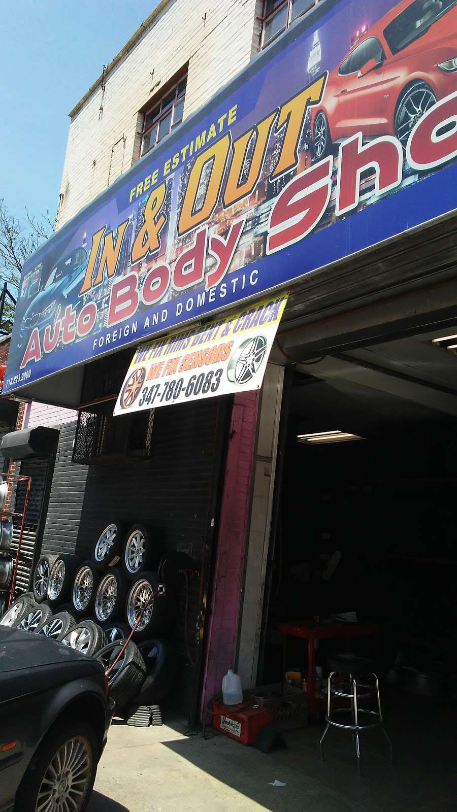 Palumbo Brothers Auto Repair - car repair  | Photo 1 of 1 | Address: 2175 E Tremont Ave, The Bronx, NY 10462, USA | Phone: (718) 792-8216
