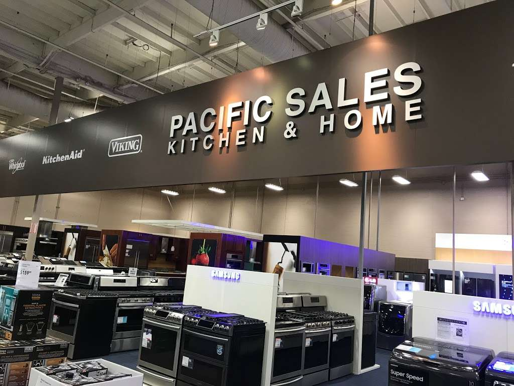 Pacific Sales Kitchen Home Furniture Store 901 S Coast