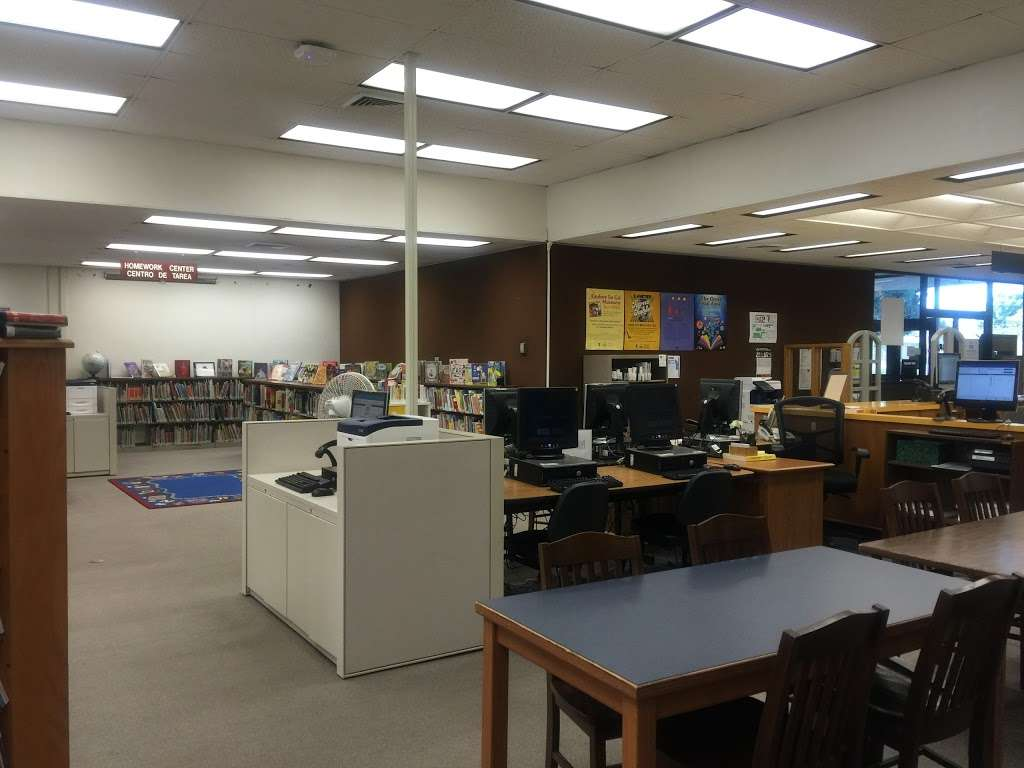Los Nietos Library - library  | Photo 1 of 10 | Address: 8511 Duchess Dr, Whittier, CA 90606, USA | Phone: (562) 695-0708
