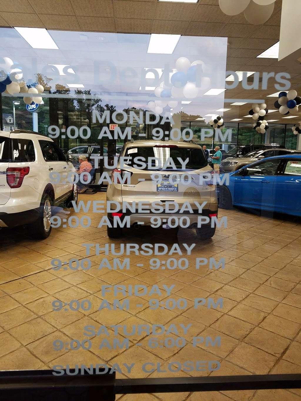 Performance Ford Lincoln Car Dealer 906 Nj 10 Randolph Nj