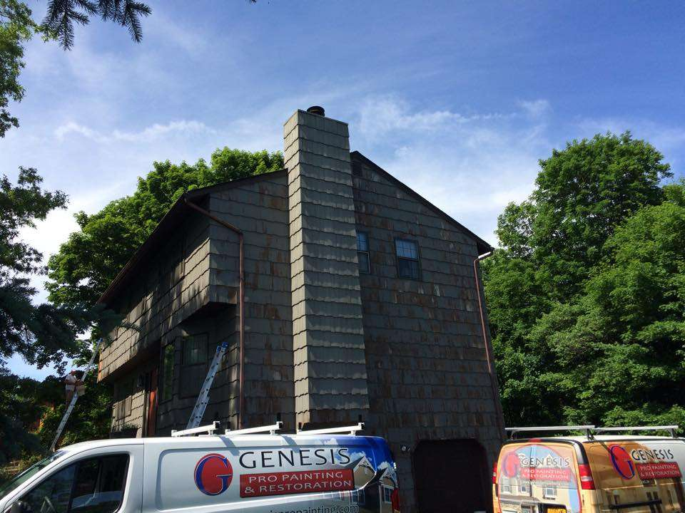 Genesis Pro Painting & Restoration Inc. - painter  | Photo 6 of 10 | Address: 300-B Adams St, Bedford Hills, NY 10507, USA | Phone: (914) 579-2110