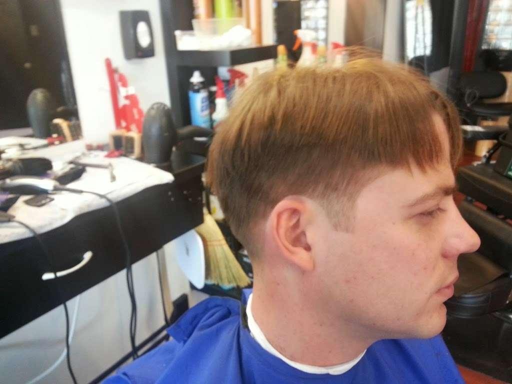 Northeast Grace Barbershop - hair care    Photo 9 of 10   Address: 7503 Verree Rd, Philadelphia, PA 19111, USA   Phone: (215) 941-2707