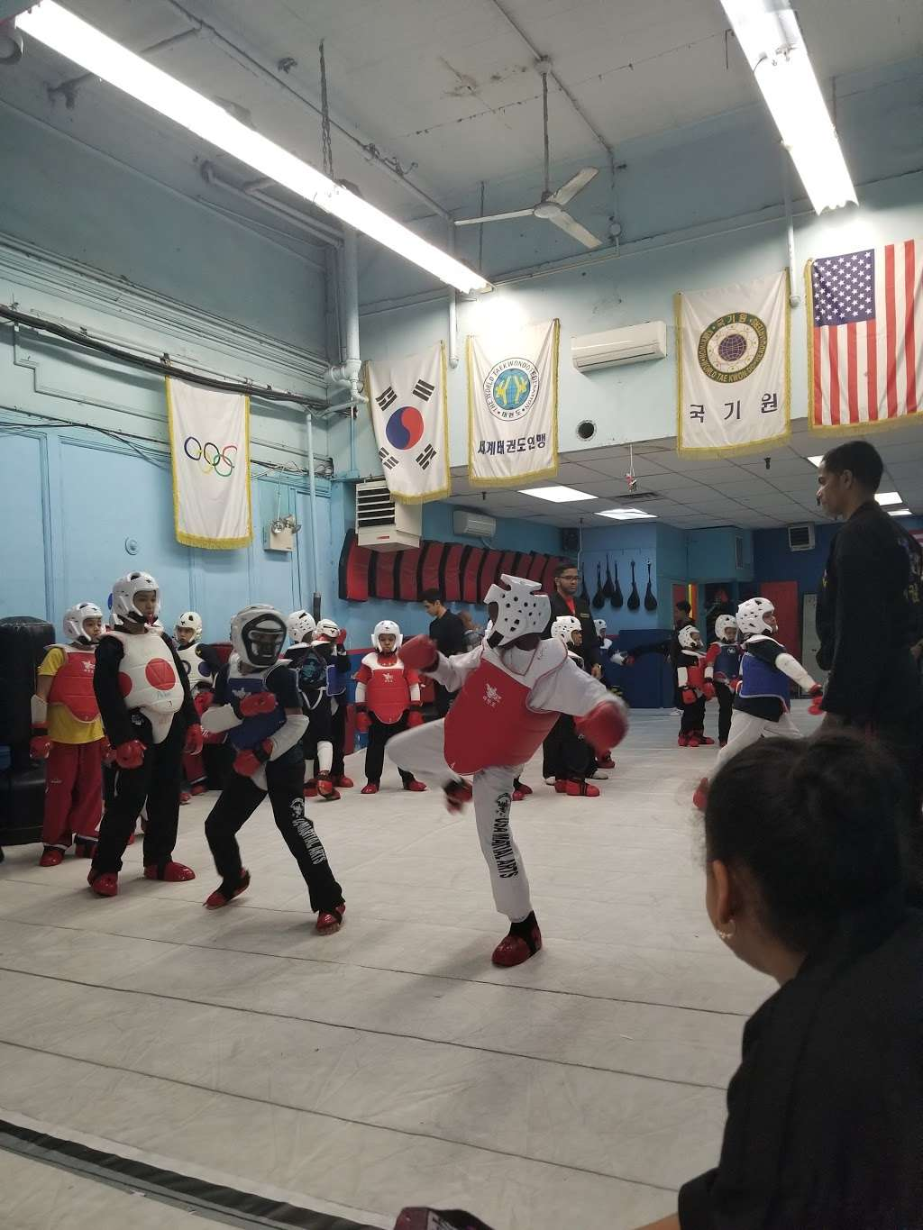 USA Martial Arts Fighting - health  | Photo 1 of 2 | Address: 1877 Webster Ave, Bronx, NY 10457, USA | Phone: (718) 618-7100