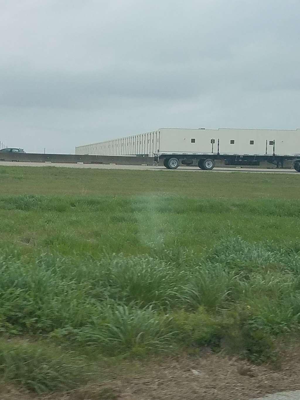 Amazon Distribution Center - storage    Photo 7 of 10   Address: 31555 US-90, Brookshire, TX 77423, USA