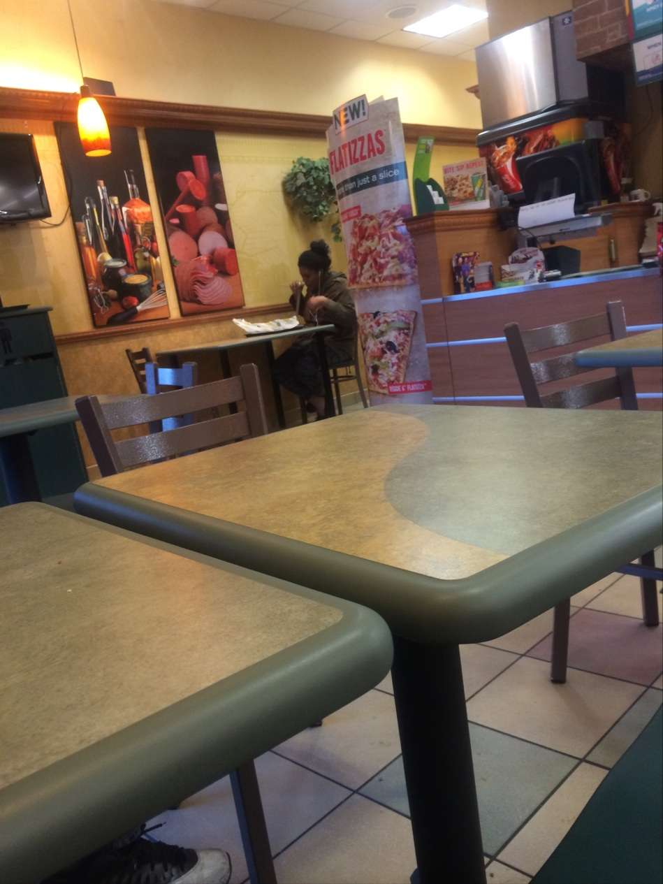 Subway Restaurants - restaurant  | Photo 3 of 3 | Address: 9252 John Fitzgerald Kennedy Blvd, North Bergen, NJ 07047, USA