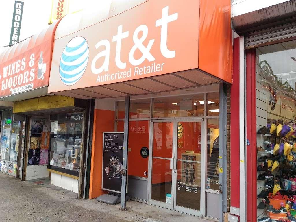 AT&T - electronics store    Photo 2 of 10   Address: 6707 18th Ave, Brooklyn, NY 11204, USA   Phone: (347) 533-4704