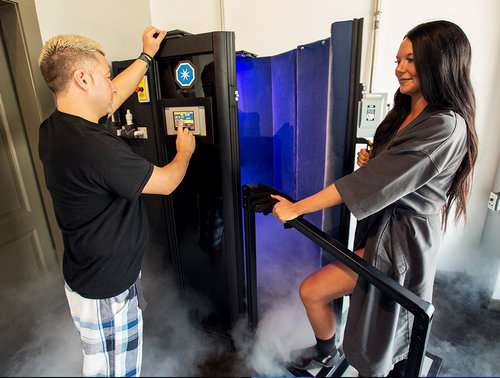 CryoLuxe Cryotherapy Plainfield - spa    Photo 9 of 10   Address: 2316 IL-59 Located Inside Unlimited Tan, Plainfield Township, IL 60586, USA   Phone: (815) 254-8900