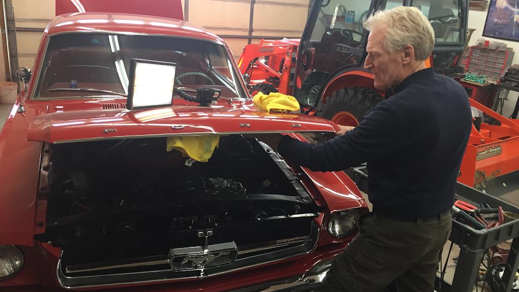 Dent Clinic - car repair  | Photo 1 of 7 | Address: 243 Walnut Ave, Palmer Lake, CO 80133, USA | Phone: (719) 641-7902