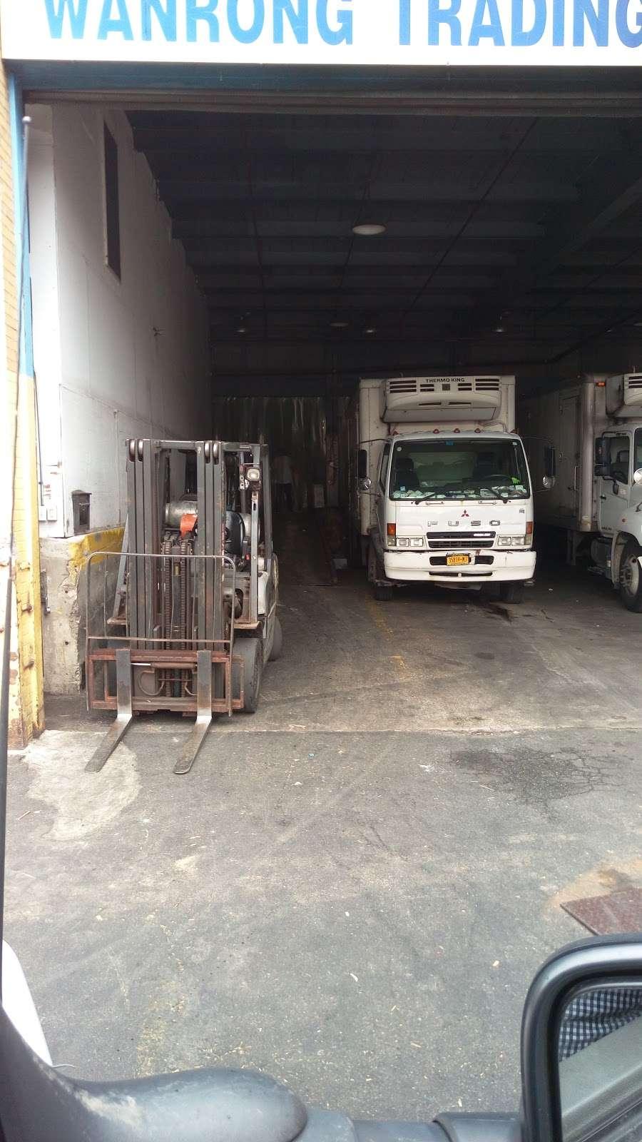 Wanrong Trading Truck Docks - storage  | Photo 2 of 10 | Address: 32-27-, 32-45 Hunters Point Ave, Long Island City, NY 11101, USA | Phone: (718) 361-8882