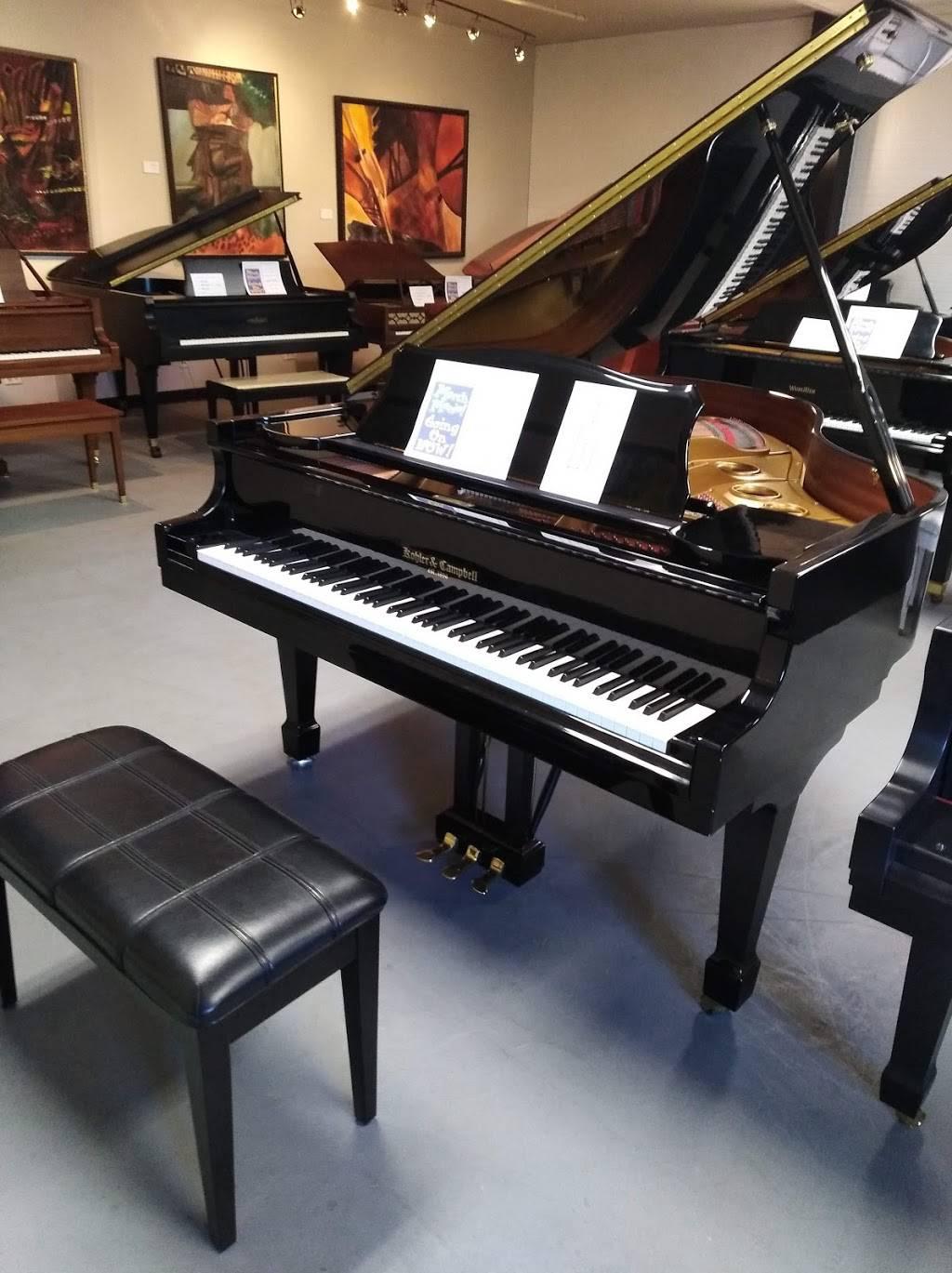 Portland Piano Company - electronics store  | Photo 9 of 9 | Address: 8700 NE Columbia Blvd, Portland, OR 97220, USA | Phone: (503) 775-2480