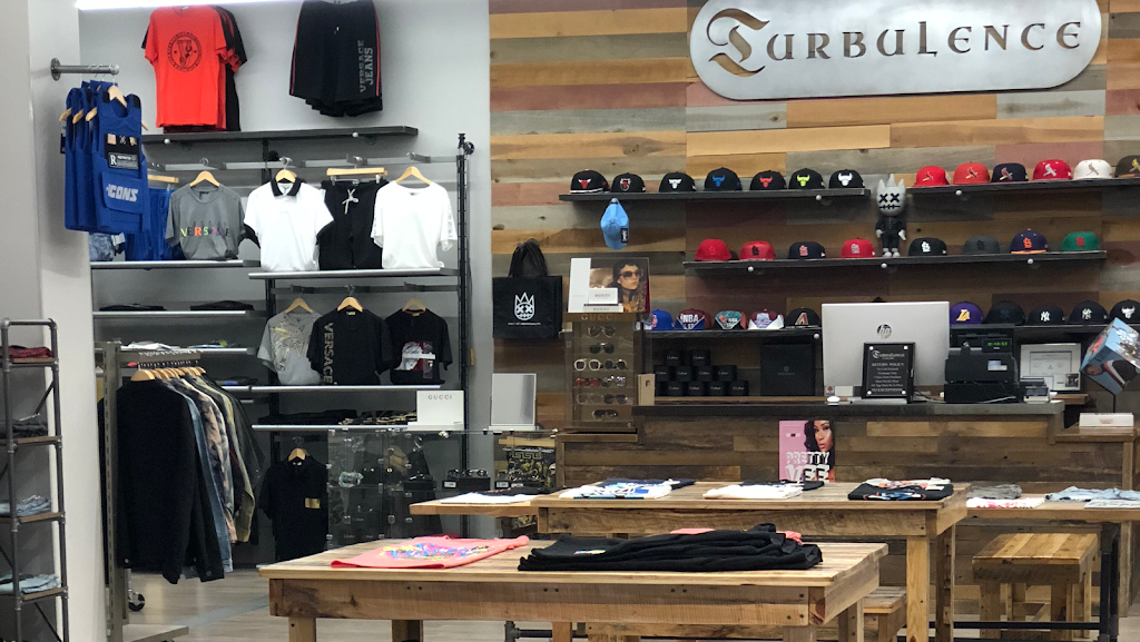 Turbulence - clothing store  | Photo 1 of 4 | Address: 2158 Saint Louis Galleria, Space #2158, Richmond Heights, MO 63117, USA | Phone: (314) 405-3007