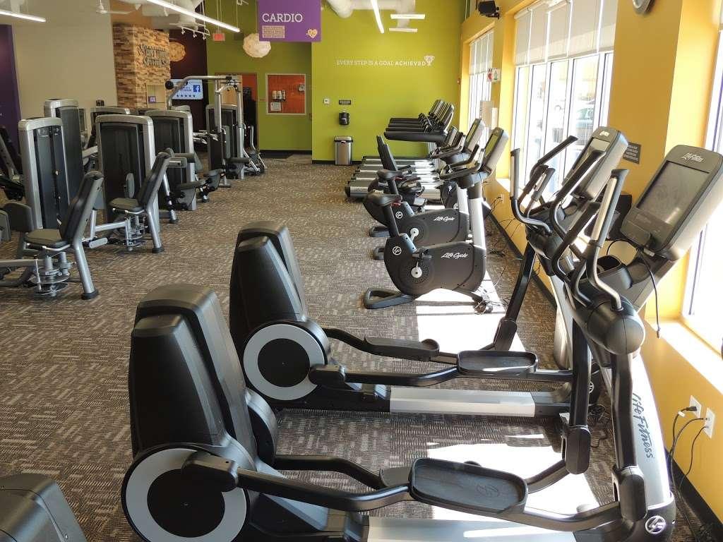 Anytime Fitness 2958 Us 34 Oswego Il 60543 Usa