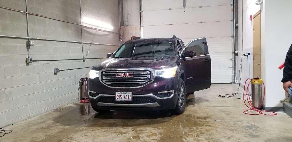EMJ WINDOW TINT SPECIALISTS - car repair  | Photo 7 of 10 | Address: 2291 Cornell Ave, Montgomery, IL 60538, USA | Phone: (224) 318-6134