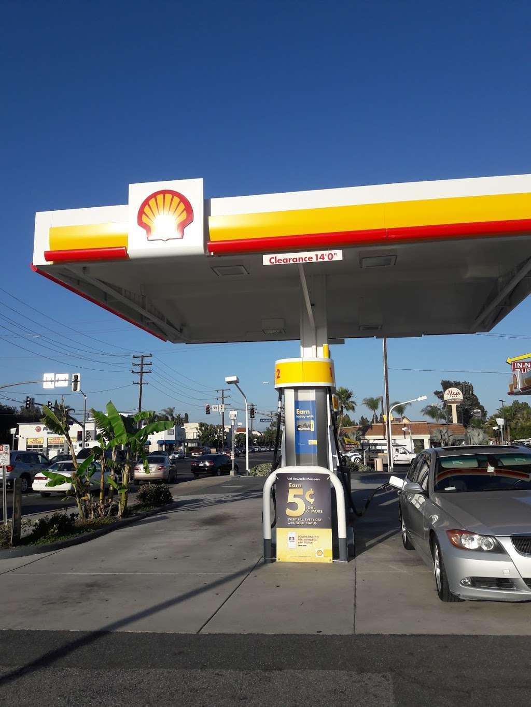 Shell - Gas station | 13501 Magnolia St, Garden Grove, CA 92844, USA