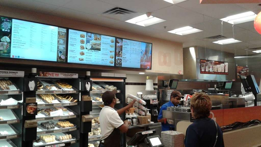 Dunkin Donuts - cafe  | Photo 7 of 10 | Address: 6010 Meadowridge Center Dr, Elkridge, MD 21075, USA | Phone: (410) 799-2888