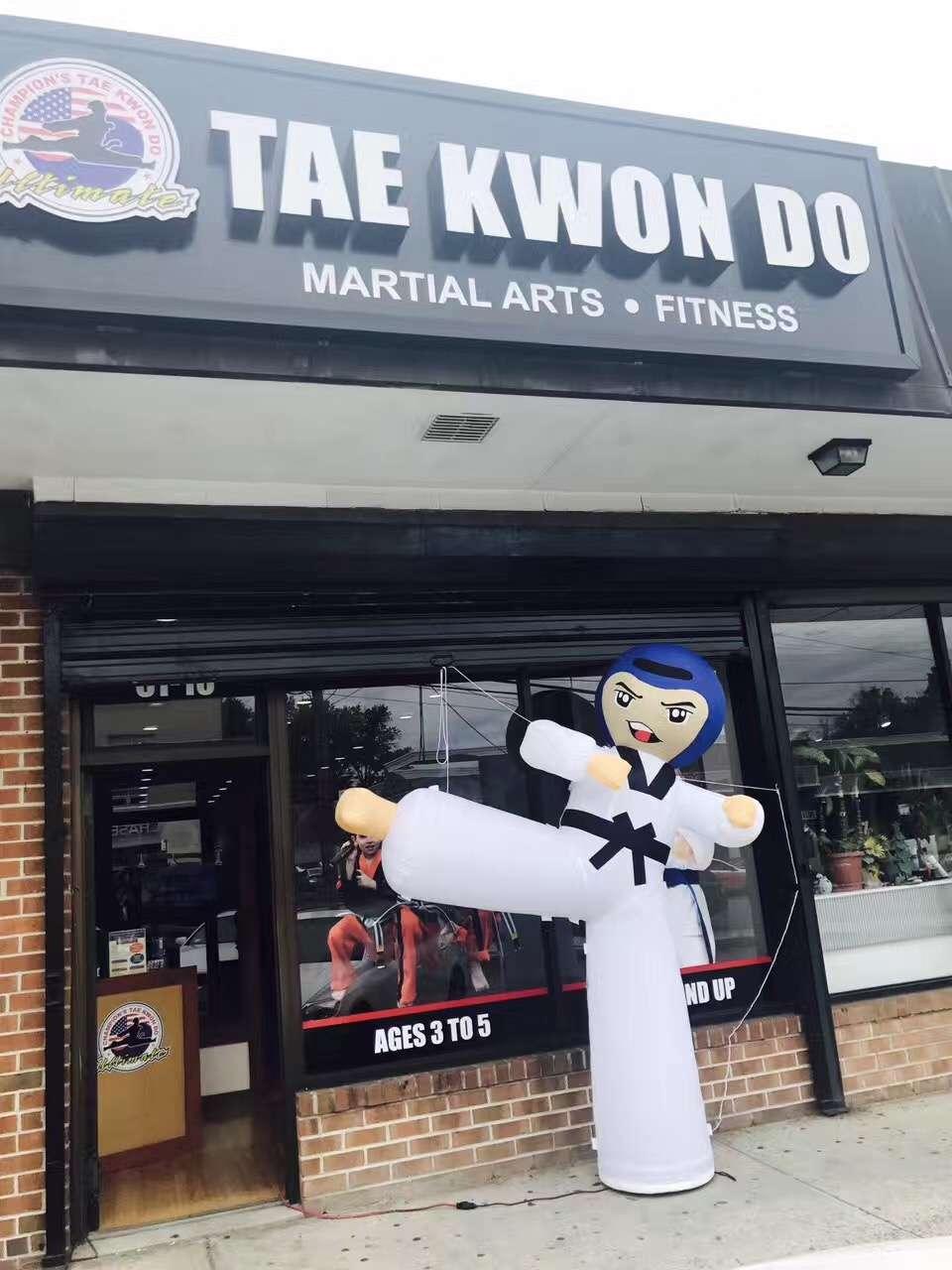 Ultimate Champions Taekwondo Little Neck - health  | Photo 2 of 7 | Address: 56-10 Marathon Pkwy, Little Neck, NY 11362, USA | Phone: (718) 423-5425