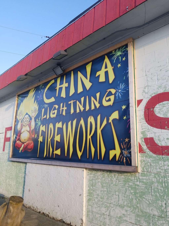 Lightning Fireworks - store    Photo 8 of 9   Address: 9401 Melton Rd, Gary, IN 46403, USA   Phone: (312) 502-2987