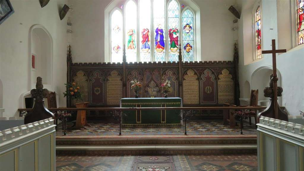 All Saints Church - church  | Photo 8 of 10 | Address: Bull Rd, Birling, West Malling ME19 5JE, UK