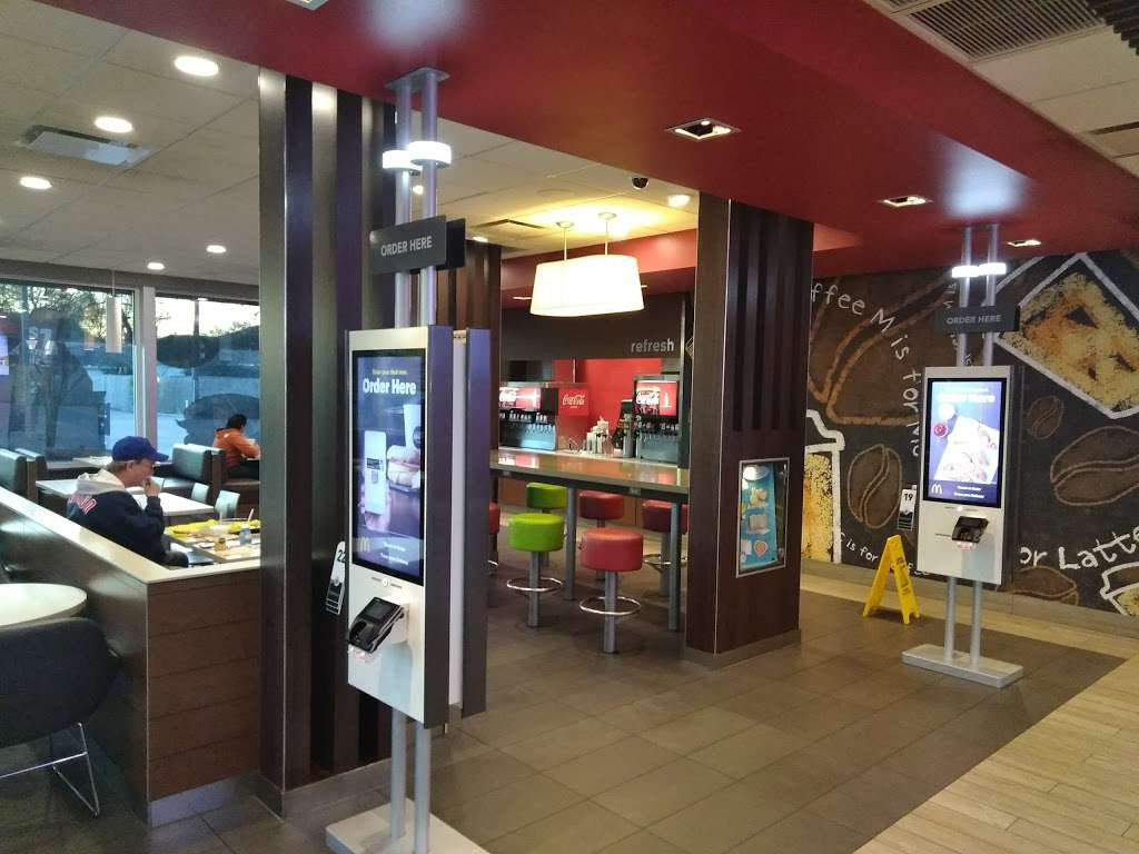 McDonalds - cafe    Photo 2 of 10   Address: 3971 Barker Cypress Rd, Houston, TX 77084, USA   Phone: (281) 345-6782
