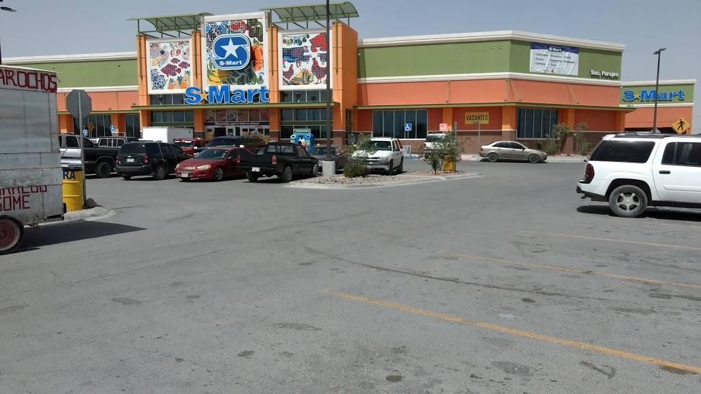 S-Mart - supermarket    Photo 3 of 10   Address: Av Santiago Troncoso # 1701, Parajes de Oriente, 32575 Cd Juárez, Chih., Mexico   Phone: 656 701 6260