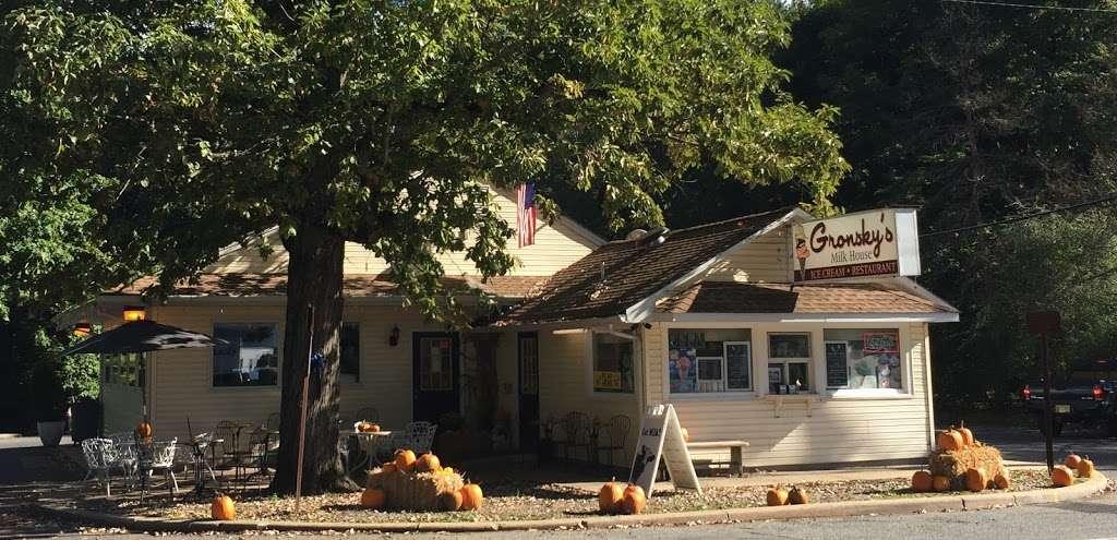Gronskys Milk House - convenience store    Photo 3 of 10   Address: 125 W Main St, High Bridge, NJ 08829, USA   Phone: (908) 638-6030