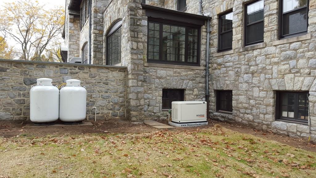 Monyer Electric - electrician  | Photo 1 of 8 | Address: 22 Denver Rd, Denver, PA 17517, USA | Phone: (610) 678-6653